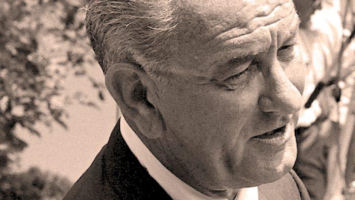 President Johnson - The White House - 1965