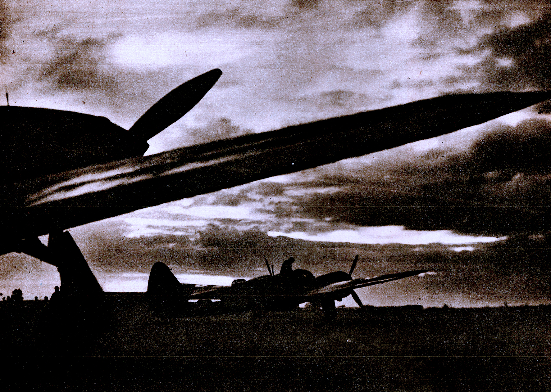 September 8-9, 1940 – Europe Engulfed – The Air War Over Britain – The Air War Over Germany – Raids Over Malta