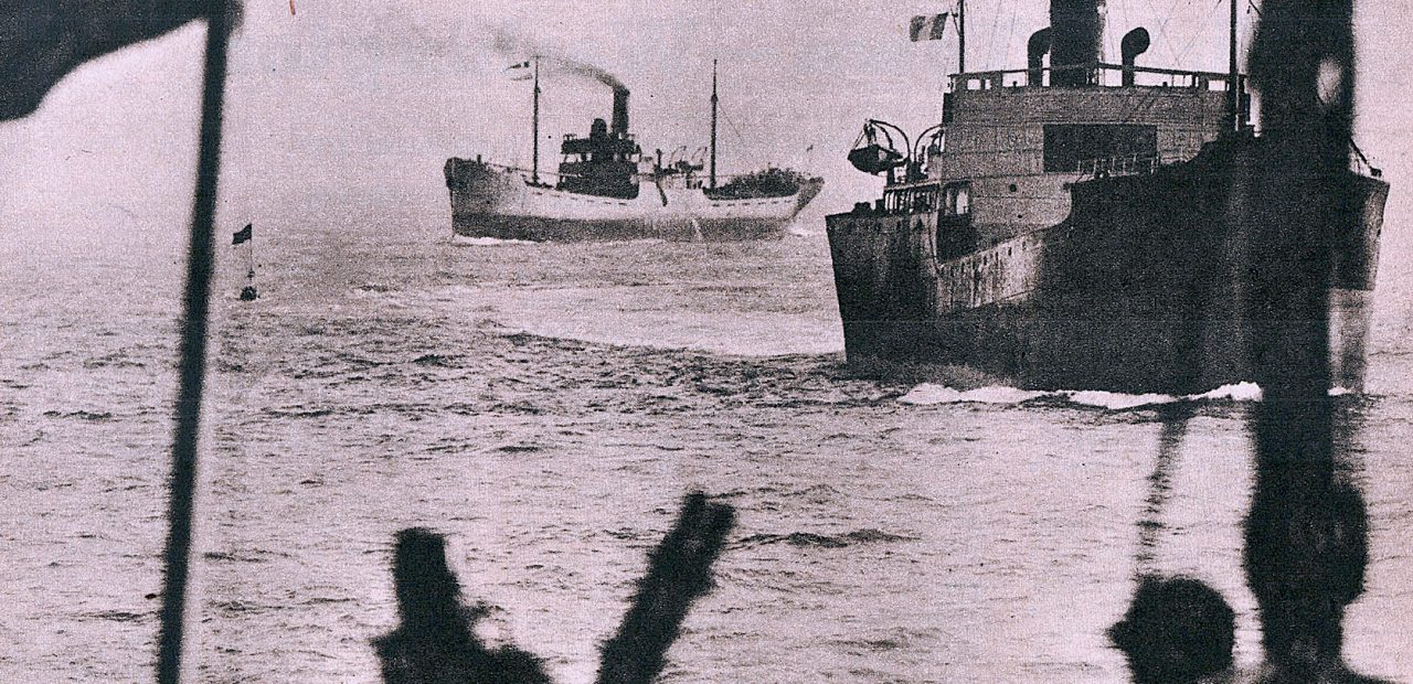 Merchant Ships - 1941