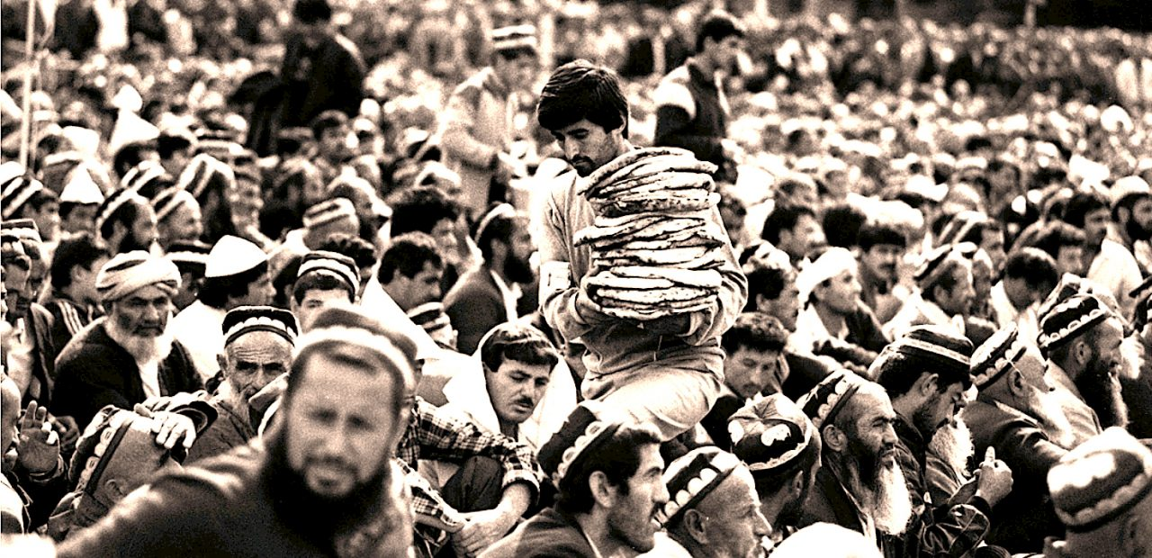 Tajikistan - September 1991