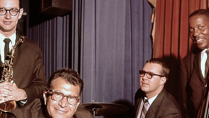 Dave Brubeck Quartet - Live at The White House - 1964
