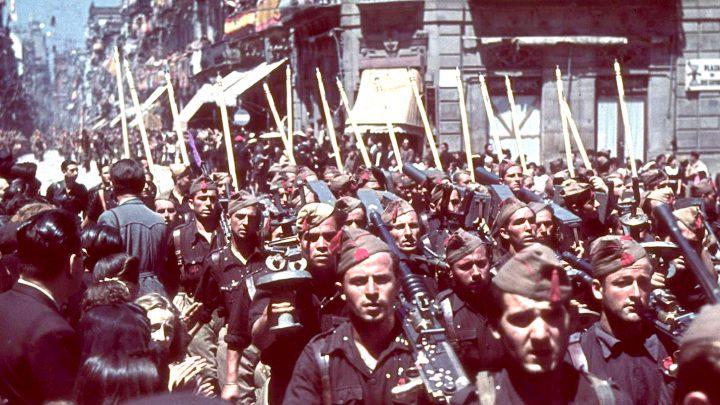 Spanish Civil War - 1937