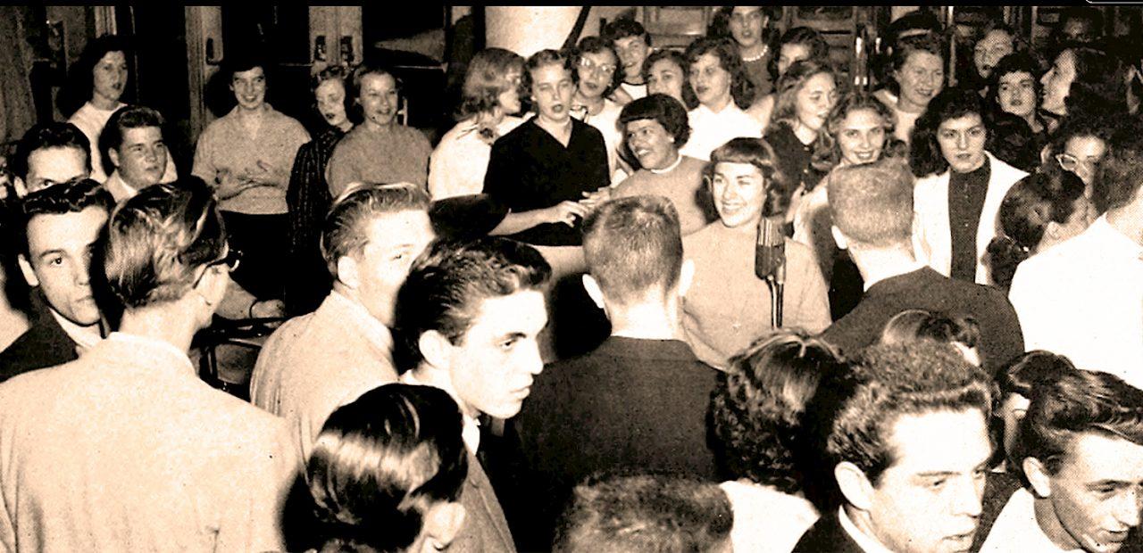The High School Dance - 1956 - Rock n' Roll as Fad.