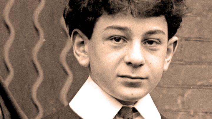 Shura Cherkassky at 14