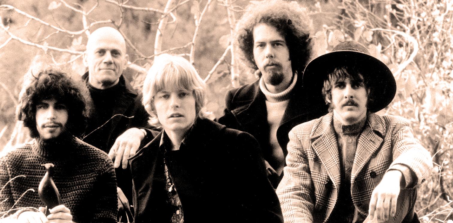 Spirit – Texas International Pop Festival – 1969 – Past Daily Soundbooth