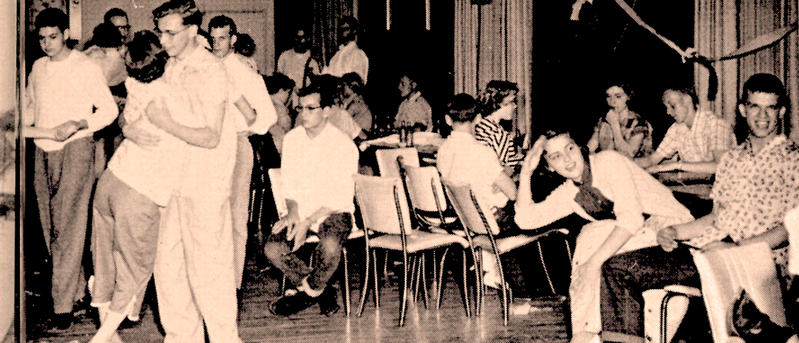 It's 1956 – It's The Day Before Thanksgiving – You Have Discovered Rock N' Roll – You're Radio Hasn't Quite Yet.