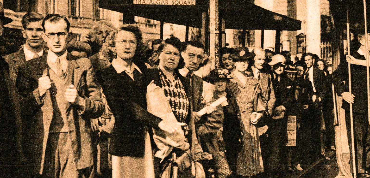 Britain in 1950