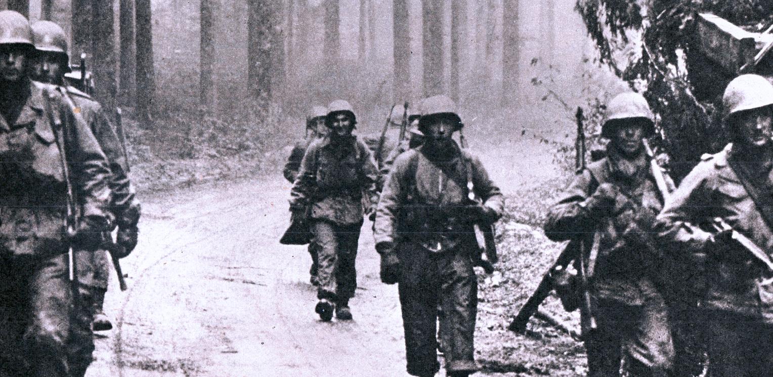 November 12, 1944 -Allies  Pushing Forward -Europe Planning Ahead – Hitler Proclaims.