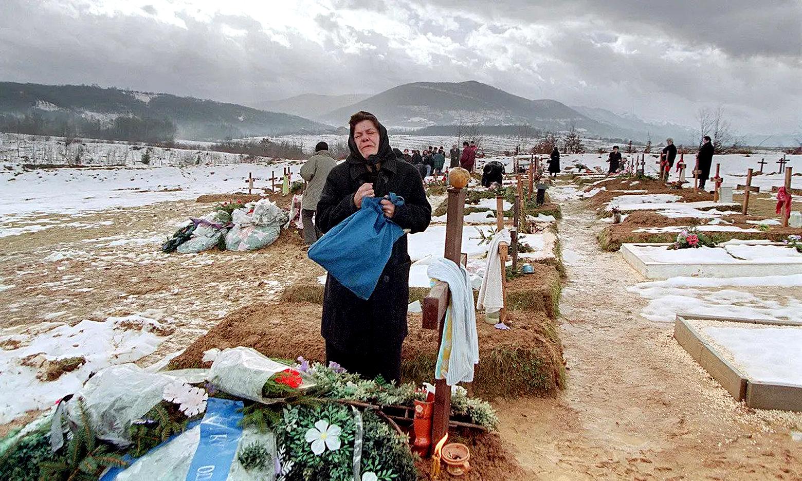 Bosnia Peace Talks - 1995