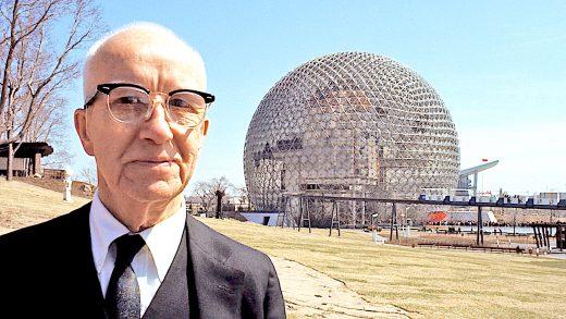 R.. Buckminster Fuller - 1972