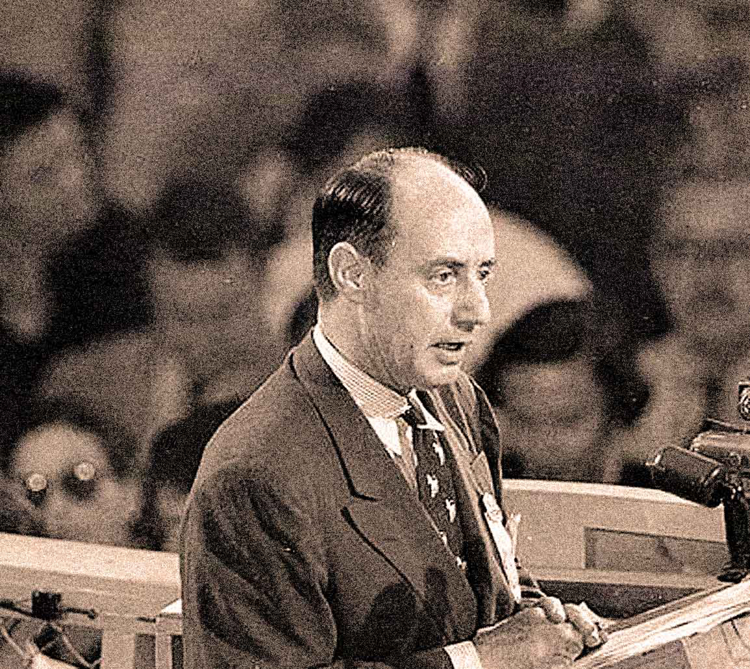 1956 – Adlai Stevenson On The Imperative Of Education – Past Daily Reference Room