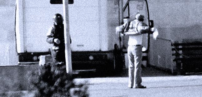 Washington monument Incident - 1982