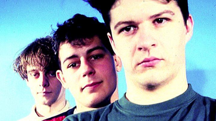 Pale Saints - live in Nantes - 1990