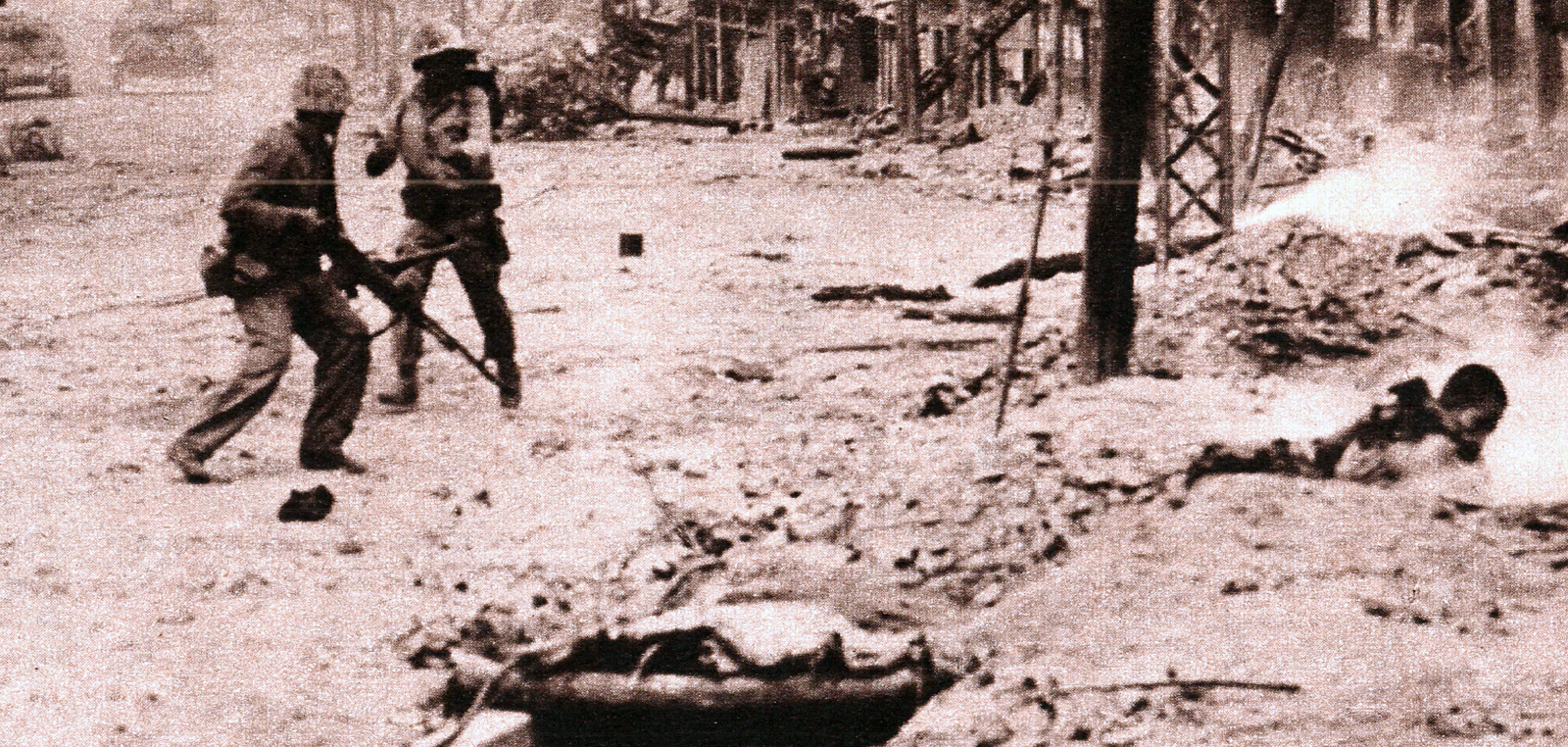 December 15, 1950 – War In Korea – The Eerie Familiarity – An Ominous Glance At World War 3 –