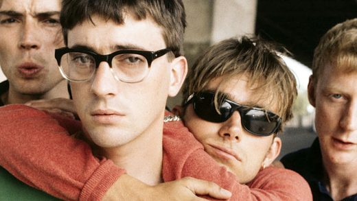 Blur - in session for Mark Goodier - 1992