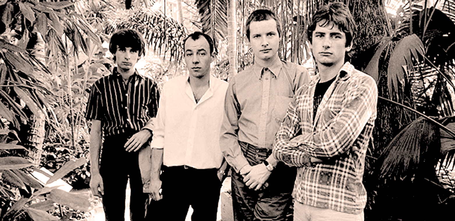 XTC – Live In Amsterdam – 1982 – Past Daily Soundbooth