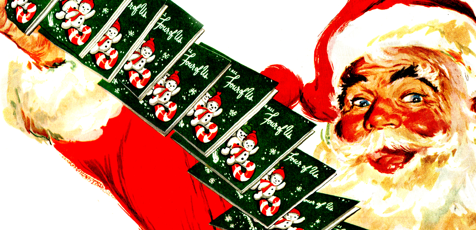December 24, 1963 – Jean Shepherd Has A Word Or Two About Christmas, Christmas Cards And The Big Day In General – 1963 – Past Daily Holiday Gallimaufry