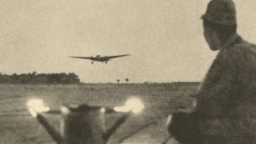Japanese Bomber - January 1942