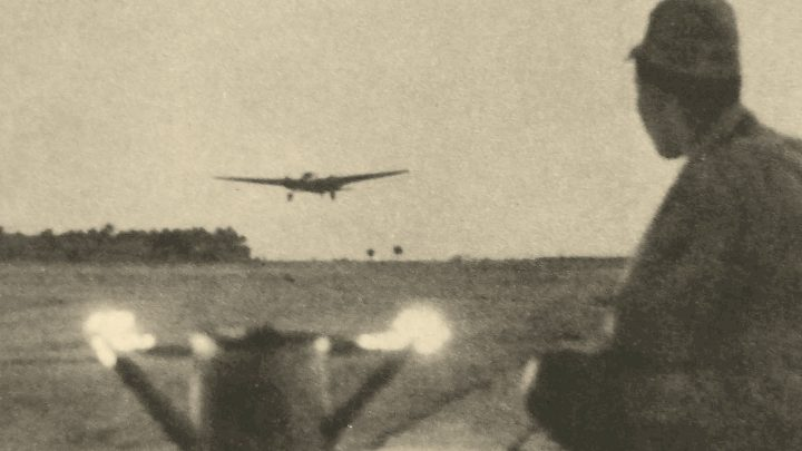 Japanese Bomber - January 1942