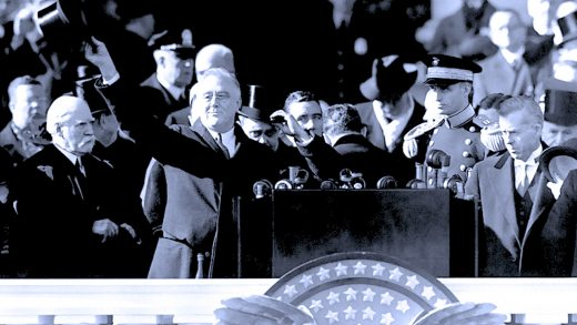 FDR Inauguration - 1941