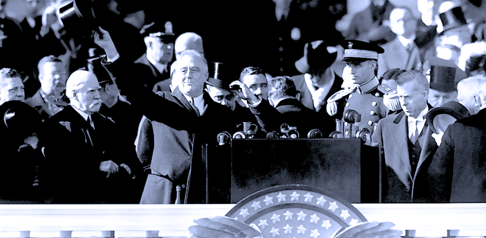 January 20, 1941 – Franklin D. Roosevelt – 3rd Inauguration