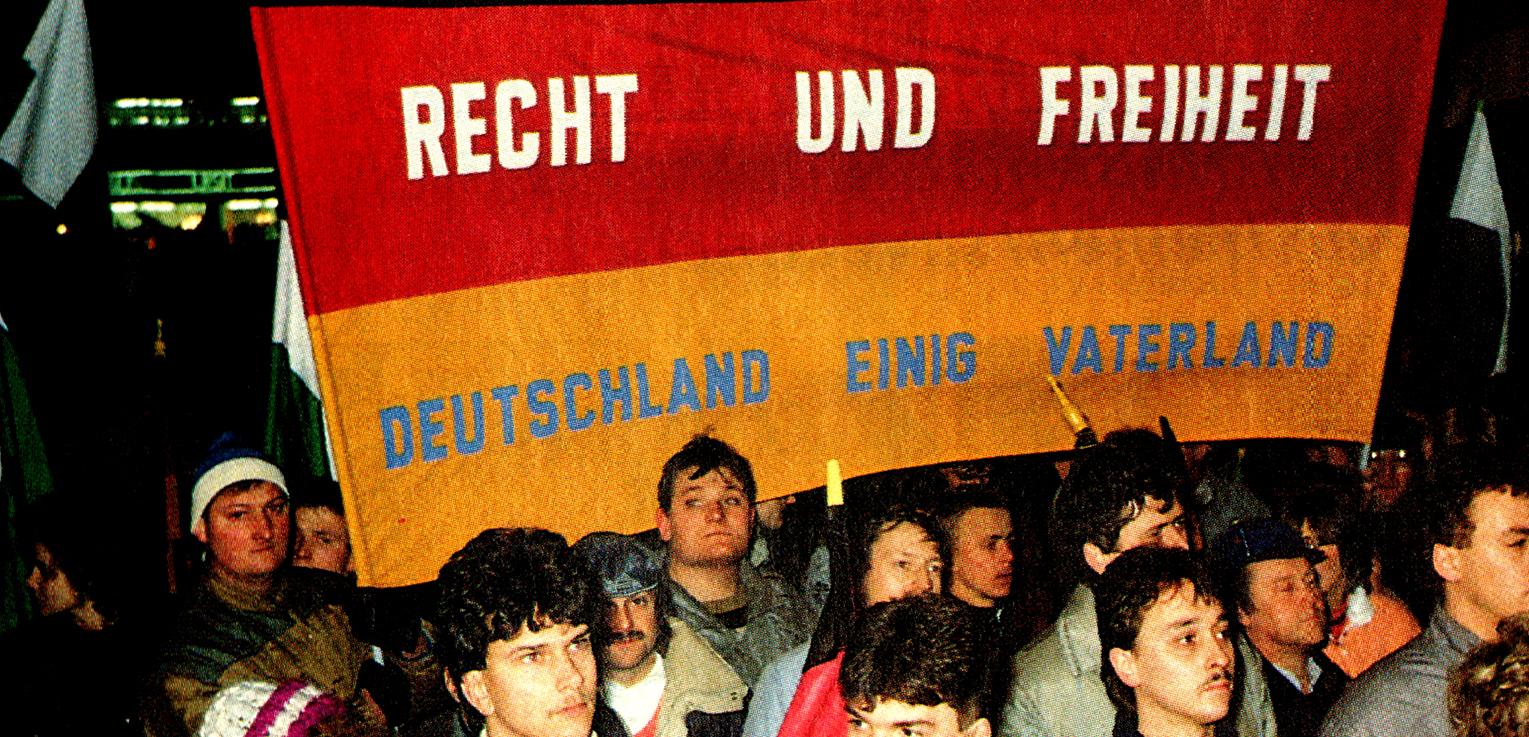 February 1, 1990 – Endorsing Reunification – Moving Toward A De-Militarized Europe – DeKlerk Meets With Mandela