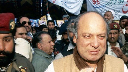 Pakistan Elections - Nawaz Sharif