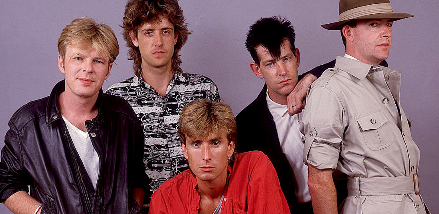 The Fixx - Getty Images