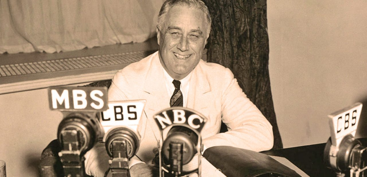 FDR - Fireside Chat - Living wage