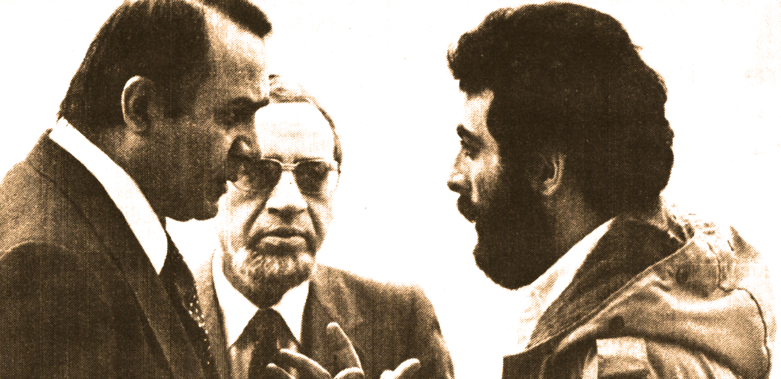 March 9, 1980 – The Hostages And The Squabble In Tehran – Dropouts In Campaign '80.