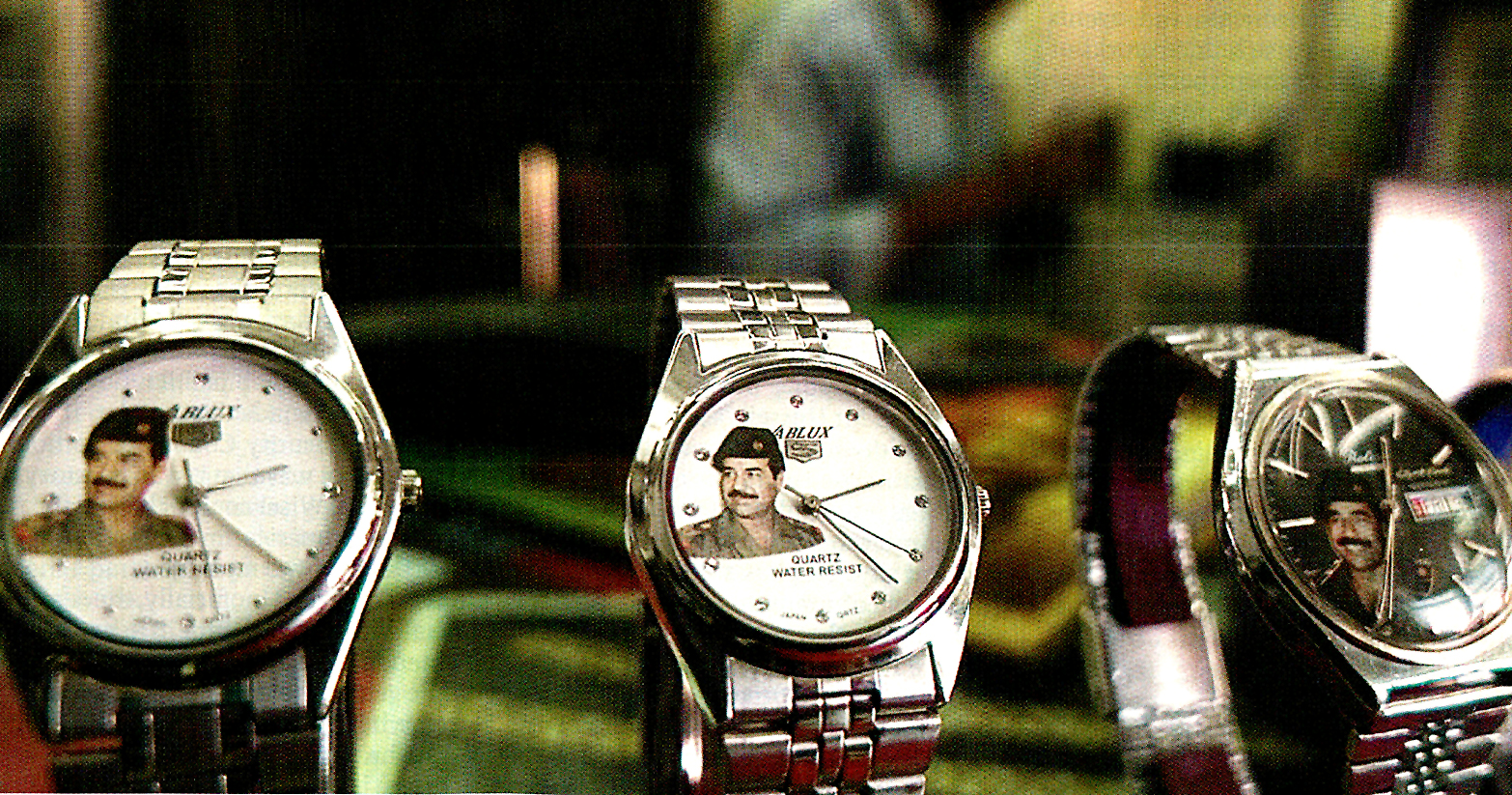 March 17, 2003 – Deadline On Iraq – President Bush And The Ticking Clock.