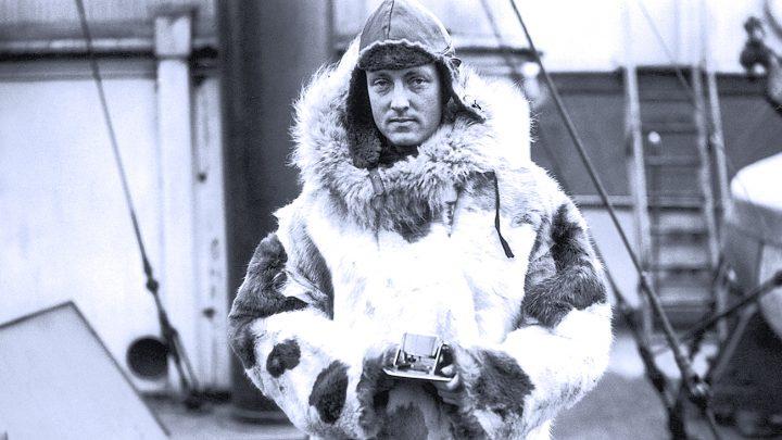Admiral Richard Byrd