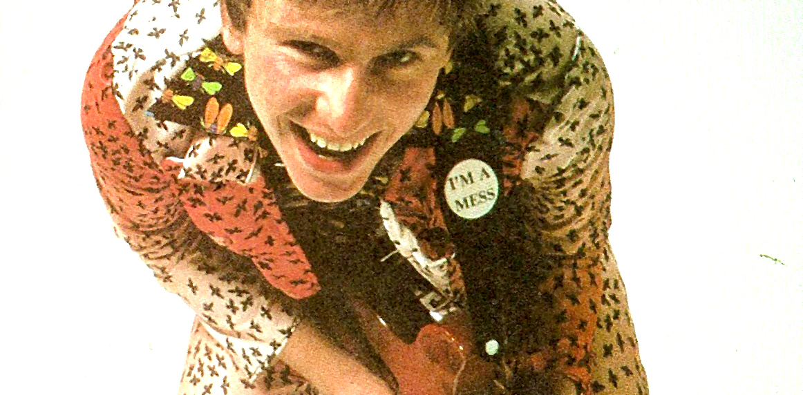 Wreckless Eric – Live in Paris – 1979 – Past Daily Soundbooth