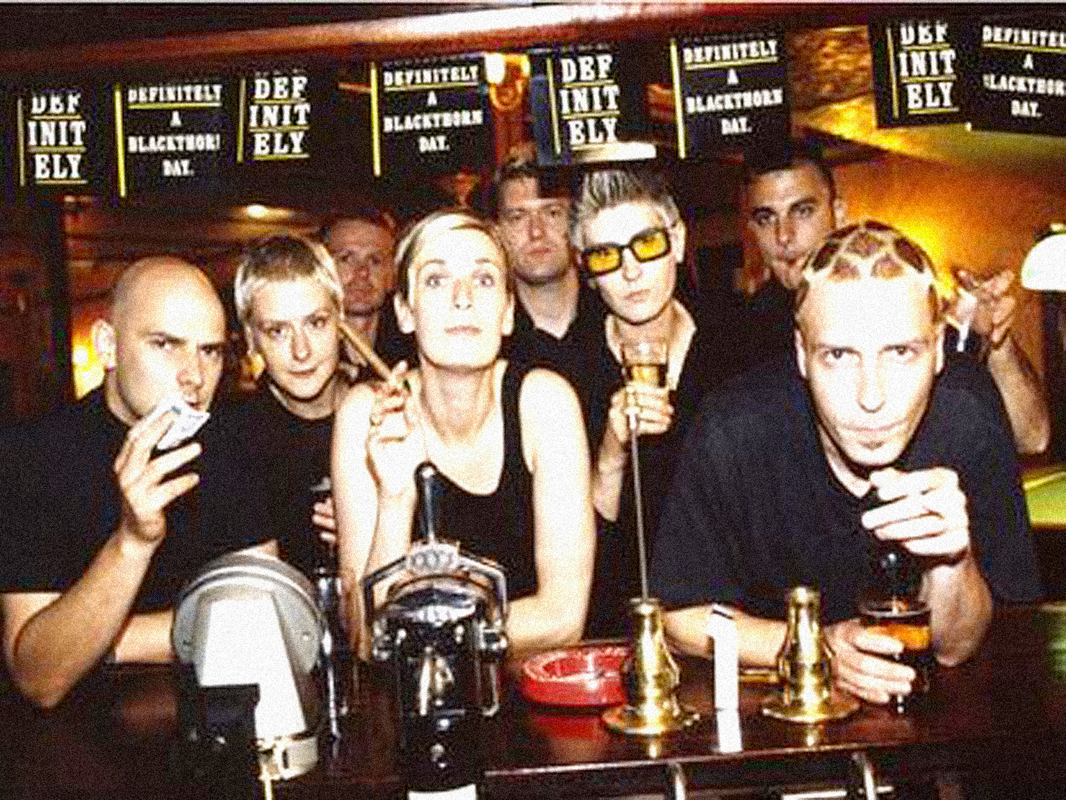 Chumbawamba – Glastonbury 1994 – Past Daily Soundbooth – Angry Arts.