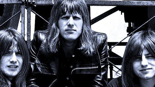 Emerson, Lake & Palmer - 1972