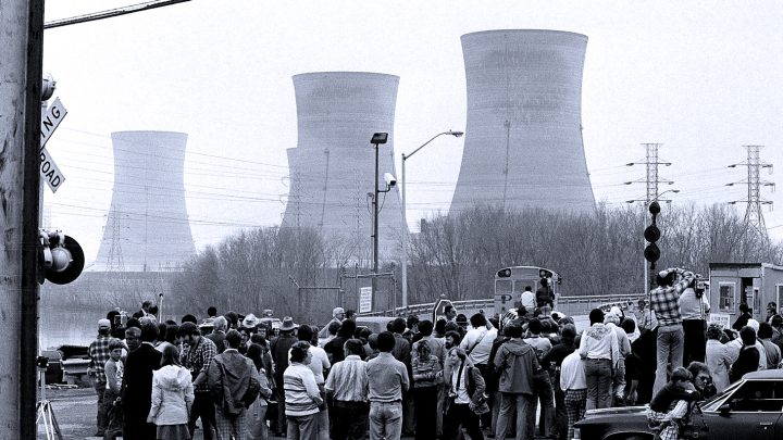 Three-Mile Island - 1979