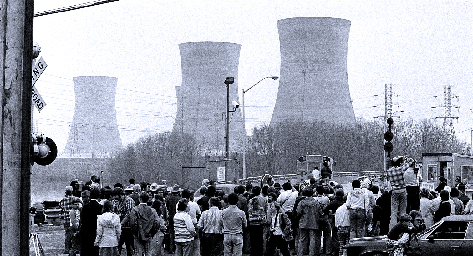 March 31, 1979 – Picturing Three Mile Island – Drama At A Nuclear Power Plant.