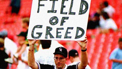 Baseball Strike - 1994-1995