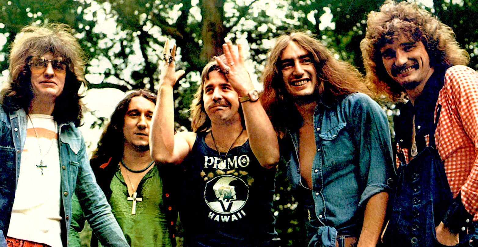 Uriah Heep – In Session – 1970 – Past Daily Soundbooth