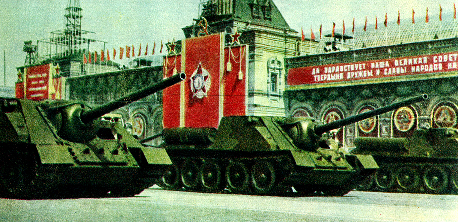 Red Square - May Day 1950