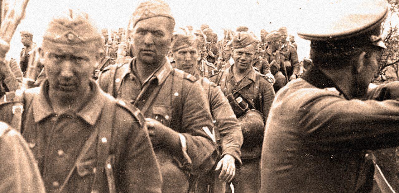 German Troops Invade Yuogslavia - 1941