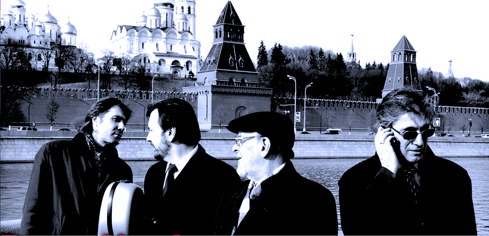 The Borodin Quartet Play Music Of Tchaikovksy And Brahms – 2012 Vienna Festival – Past Daily Mid-Week Concert