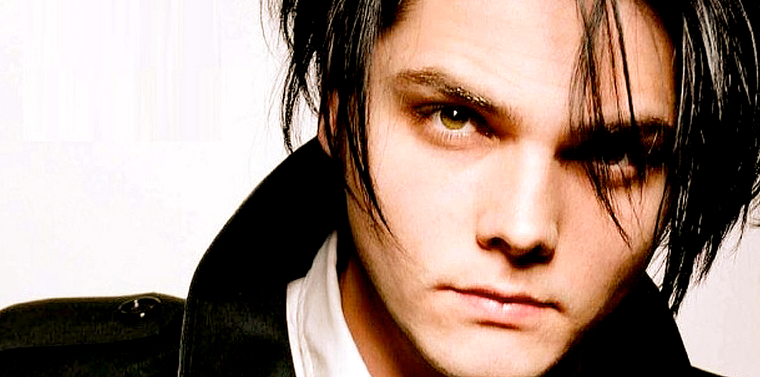 Gerard Way – Reading Festival 2014 – Past Daily Soundbooth