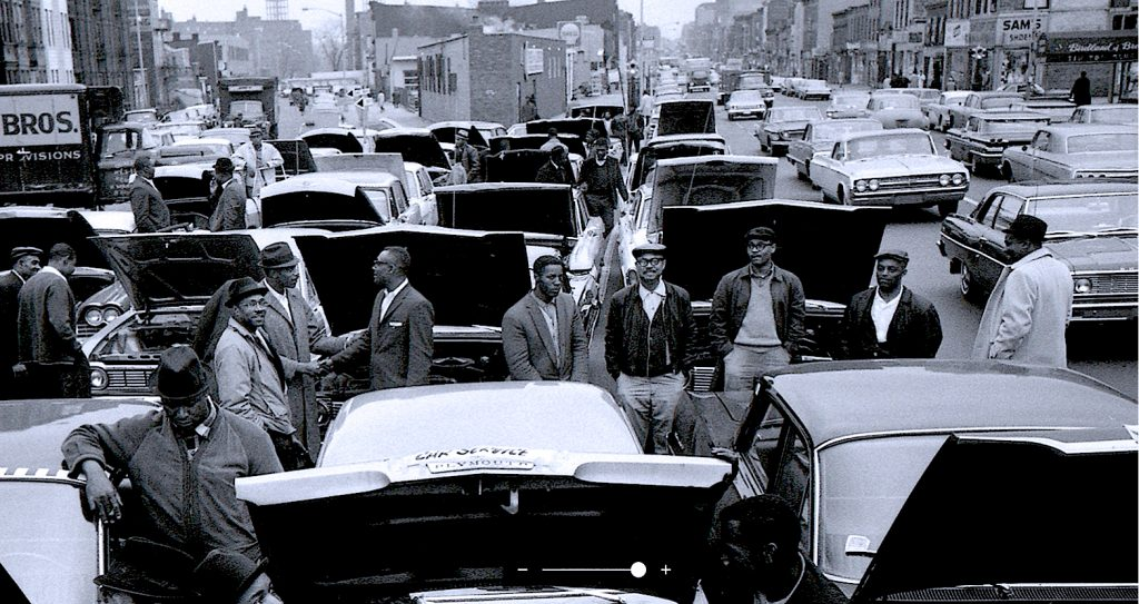 Stall-Ins - 1964 - Photo: Steve Schapiro
