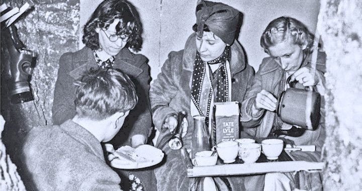 April 21, 1941 -Silence Over Greece – News From Tobruk – Keeping Calm And Carrying On In London.