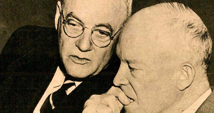 April 15-17, 1959 – Resignation Of John Foster Dulles