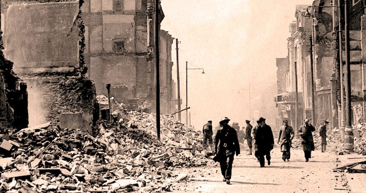 April 29, 1941 – Raids Over Plymouth – Evacuations From Greece – 604 Days Of War