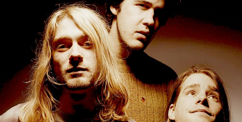 Nirvana - Photo: Michael Lavine