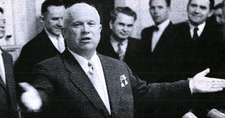 May 5, 1960 – The Summit That Wasn't – Khrushchev And The U2 Incident –