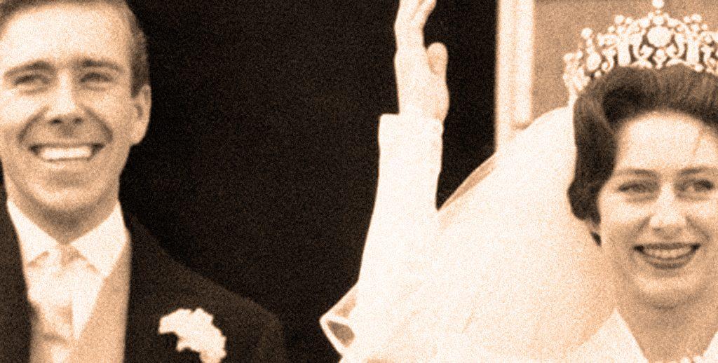 Royal Wedding - Princess Margaret - Anthony Armonstrong-Jones